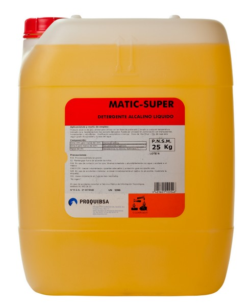 MATIC SUPER 25L